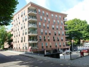 Appartement in Wageningen