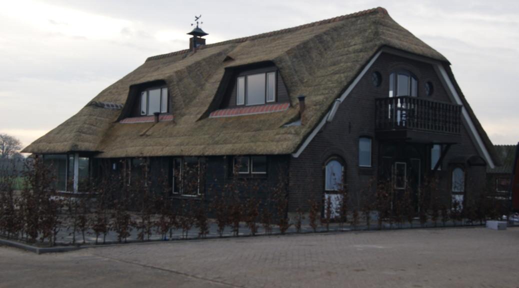 Halfvrijstaande woning Ruitenbeekweg te Lunteren